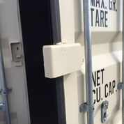 Storage Container Door